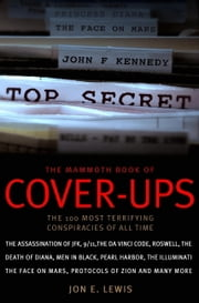 The Mammoth Book of Cover-Ups ebook by Jon E. Lewis