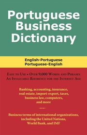 Portuguese Business Dictionary ebook by Morry Sofer