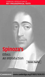 Spinoza's 'Ethics': An Introduction ebook by Nadler, Steven