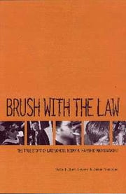 Brush with the Law - The True Life Story of Law School Today at Harvard and Stanford ebook by Robert Byrnes,Jaime Marquart