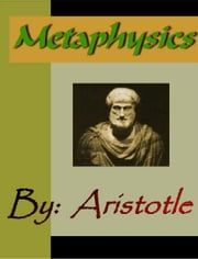 Metaphysics ebook by Aristotle