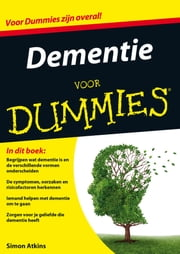 Dementie voor Dummies ebook by Simon Atkins,Diederik Wouterlood,Hessel Leistra