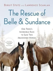 The Rescue of Belle and Sundance - One Town's Incredible Race to Save Two Abandoned Horses ebook by Birgit Stutz,Lawrence Scanlan
