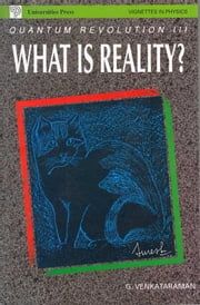 Quantum Revolution III What is Reality? ebook by G.Venkataraman
