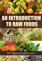An Introduction To Raw Foods - Energize your life with fresh food ebook by Rebecca Maldonado
