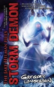 Storm Demon ebook by Gregory Lamberson
