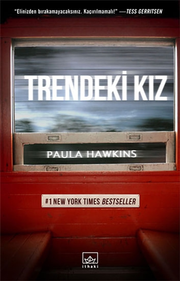 Trendeki Kız ebook by Paula Hawkins