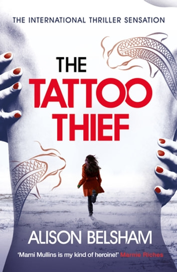 The Tattoo Thief ebook by Alison Belsham