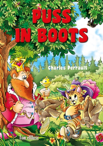 Puss in Boots. Classic fairy tales for children (Fully Illustrated) - Excellent for Bedtime & Young Readers ebook by Charles Perrault