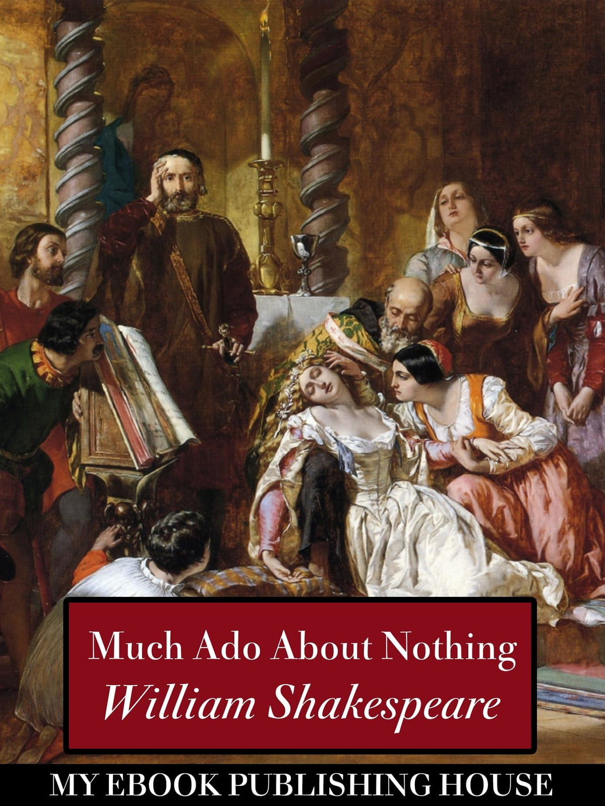 a literary analysis of comedy in much ado about nothing by william shakespeare But much ado about nothing looks at first glance like a tightly-plotted, well-made romantic comedy, closer to the work of richard curtis than to anything by the author of king lear.