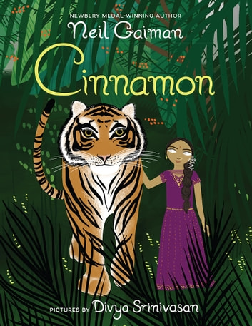 Cinnamon ebook by Neil Gaiman
