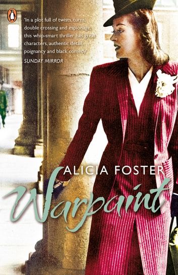 Warpaint ebook by Alicia Foster