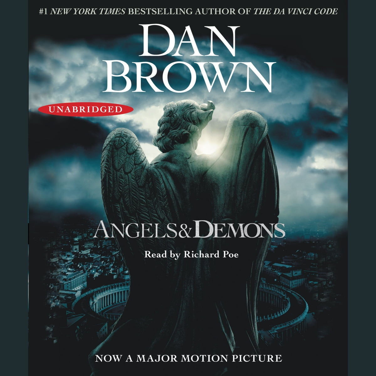 Angels demons audiobook by dan brown 9780743539760 rakuten kobo buycottarizona