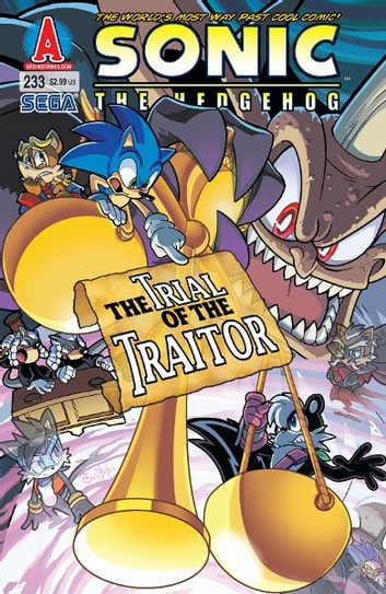 Sonic the Hedgehog #233 ebook by Ian Flynn,Steven Butler,Terry Austin,Ben Bates