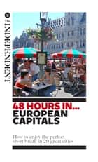 48 Hours In... European Capitals - How to enjoy the perfect short break in 20 great cities ebook by Simon Calder, et al