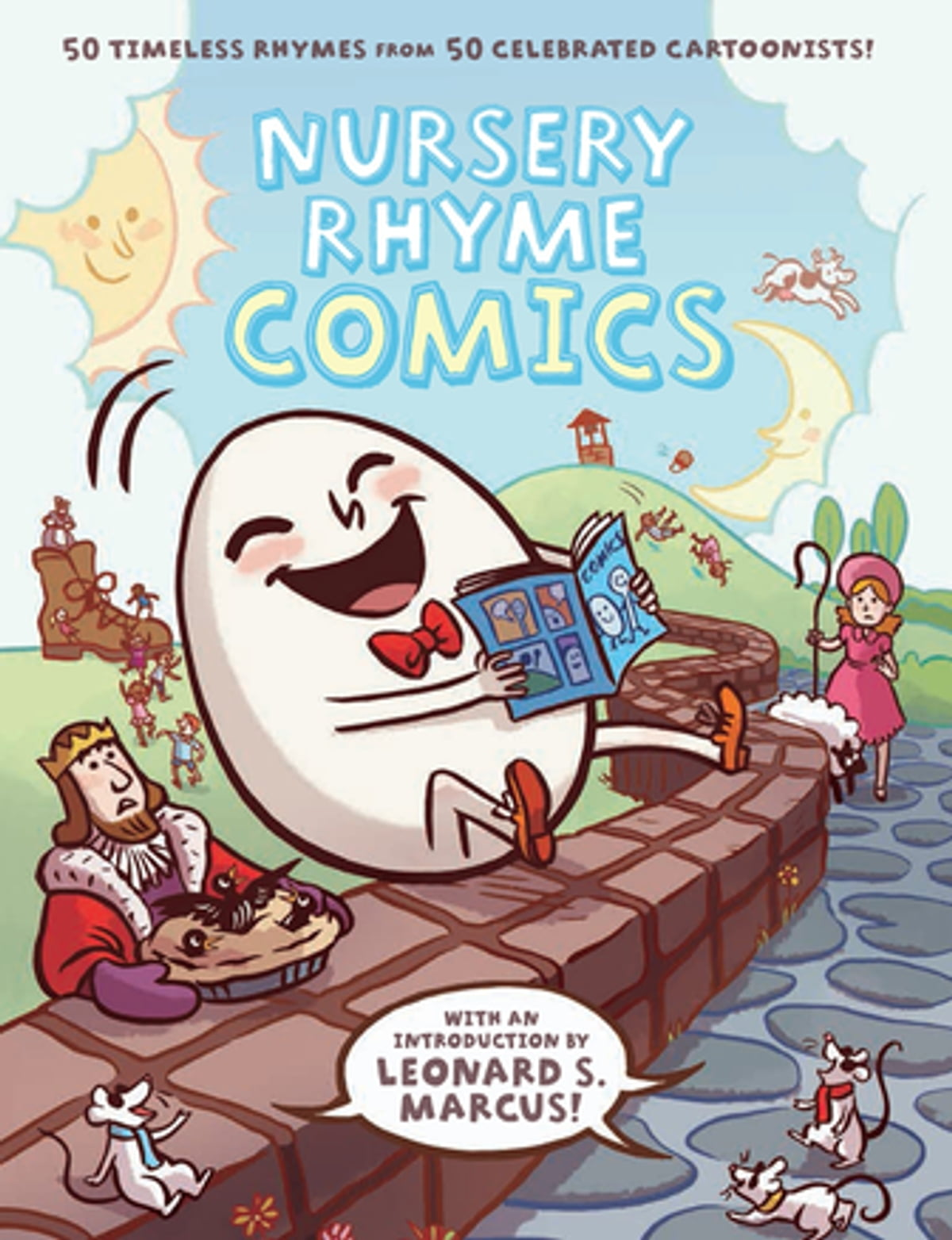 Nursery Rhyme Comics eBook by Various Authors - 9781466805606 | Rakuten Kobo
