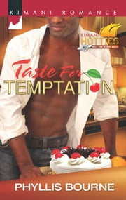Taste for Temptation ebook by Phyllis Bourne