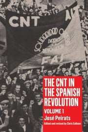 The CNT in the Spanish Revolution: Volume 1 ebook by Peirats, Jose