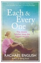 Each and Every One ekitaplar by Rachael English
