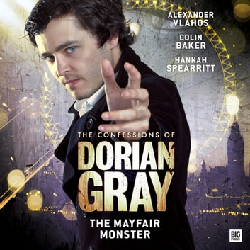 The Mayfair Monster audiobook by Alexander Vlahos,Jolyon Westhorpe,Alexander Vlahos