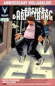 Archer & Armstrong Issue 25 ebook by Fred Van Lente, John Layman, Ray Fawkes,...