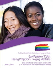 Gay People of Color - Facing Prejudices, Forging Identities ebook by Jaime A. Seba