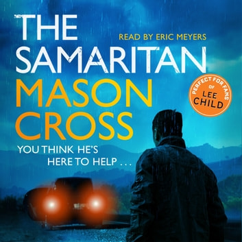 The Samaritan - Carter Blake Book 2 audiobook by Mason Cross