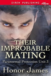 Their Improbable Mating ebook by Honor James
