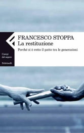 La restituzione ebook by Francesco Stoppa