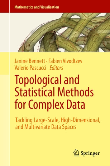 Topological and Statistical Methods for Complex Data - Tackling Large-Scale, High-Dimensional, and Multivariate Data Spaces ebook by