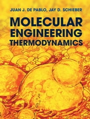 Molecular Engineering Thermodynamics ebook by Juan J. de Pablo, Jay D. Schieber