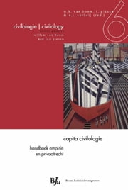 Capita civilologie - handboek empirie en privaatrecht ebook by