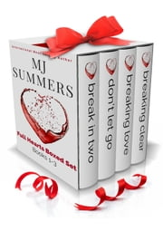 Full Hearts Series Boxed Set (Books 1 - 3) - Full Hearts Series ebook by MJ Summers