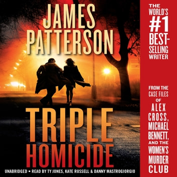 Triple Homicide Audiobook By James Patterson 9781549115813