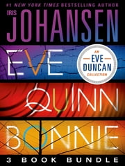 Eve Quinn Bonnie Trilogy ebook by Iris Johansen