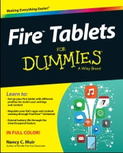 Fire Tablets For Dummies ebook by Nancy C. Muir
