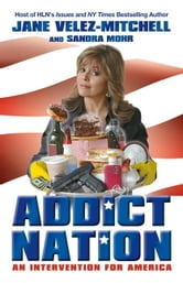 Addict Nation - An Intervention for America ebook by Jane Velez-Mitchell,Sandra Mohr