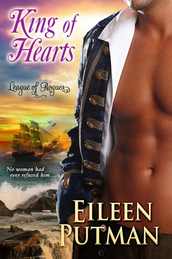 King of Hearts - League of Rogues, #1 ebook by Eileen Putman