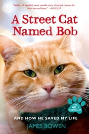 A Street Cat Named Bob - And How He Saved My Life ebook by James Bowen