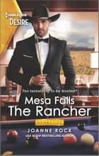 The Rancher - A snowbound Western romance ebook by