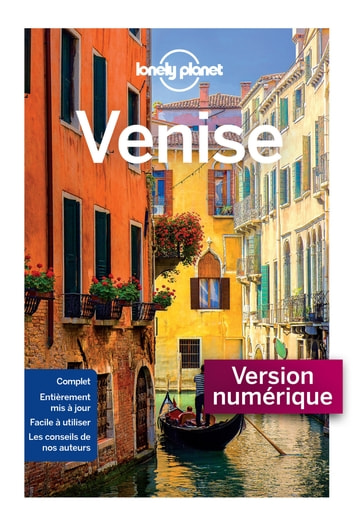 Venise Cityguide 6ed ebook by LONELY PLANET