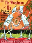 The Tin Woodman of Oz [Illustrated]