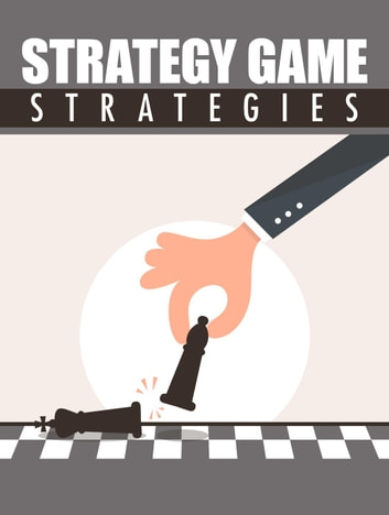 Strategy Game Strategies ebook by Napoleon Hill