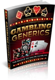 Gambling Generics ebook by Clive Jackson