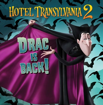 Drac Is Back! - with audio recording ebook by Lauren Forte