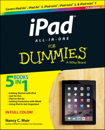 iPad All-in-One For Dummies ebook by Nancy C. Muir