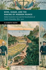 Wine, Sugar, and the Making of Modern France - Global Economic Crisis and the Racialization of French Citizenship, 1870–1910 ebook by Elizabeth Heath