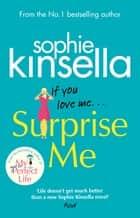 Surprise Me - The Sunday Times Number One bestseller ebook by