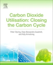 Carbon Dioxide Utilisation - Closing the Carbon Cycle ebook by Peter Styring,Elsje Alessandra Quadrelli,Katy Armstrong