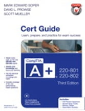 CompTIA A+ 220-801 and 220-802 Cert Guide ebook by Mark Edward Soper,David L. Prowse,Scott Mueller
